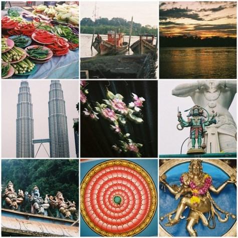 Malaysia Mosaic
