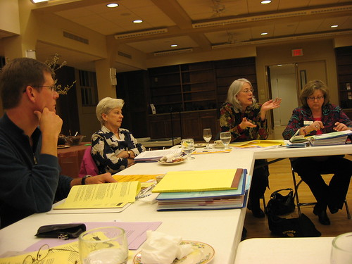 April 2008 Board meeting