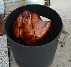 turkeyinsmoker