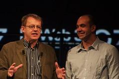 Hans Rosling and Loïc le Meur
