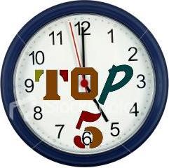 Logo Top 5 de las 5