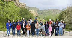 Santa Susana Mountains Photowalk group photo