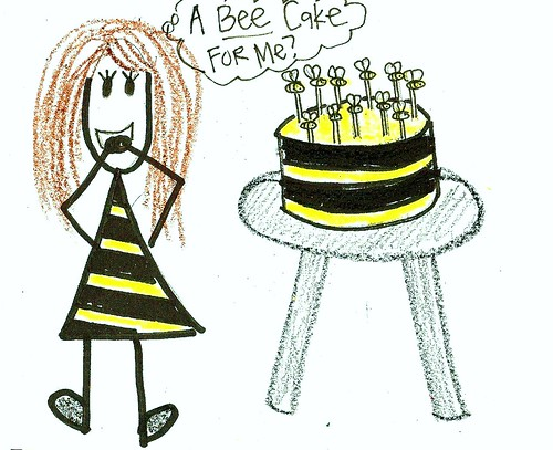 Birthday Bee 1