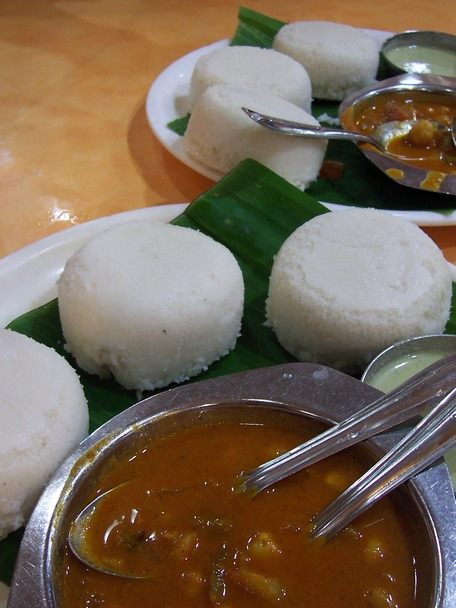 idli at swathi restaurant