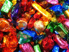 Help! I'm drowning in Quality Street!
