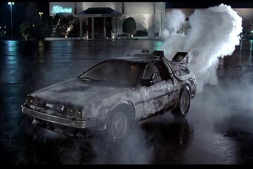 Ritorno al Futuro auto