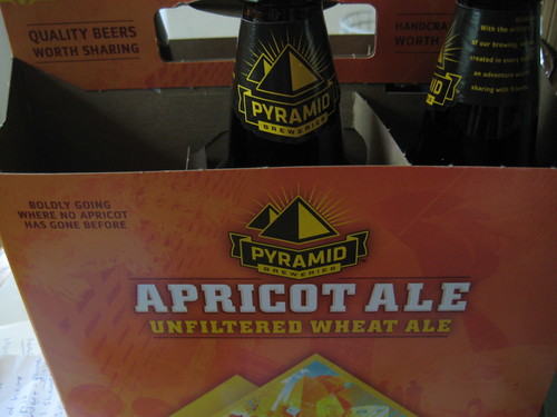Pyramid Apricot Ale