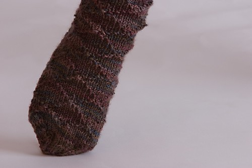Little Gentleman Socks - Close Up
