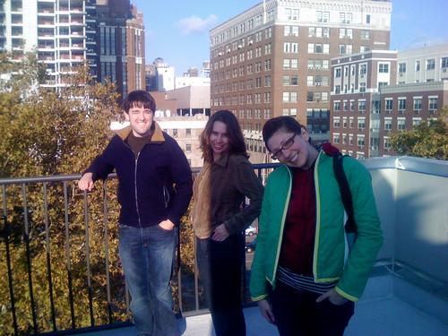 Tyler, Sarah, Lisa