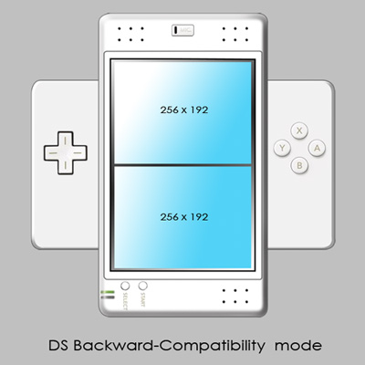 DS Backwards Compatibility Mode