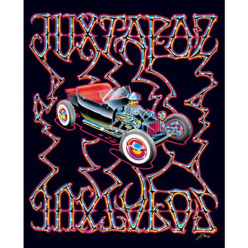 Juxtapoz magazine poster