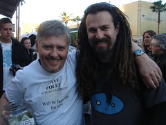 Me and Dave Foley