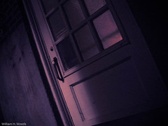 The Scary Door by musicalwds