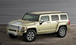 SEMA SHOW HUMMER H3 E85 cool exotic car