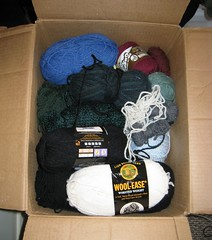 Yarn I found in a closet