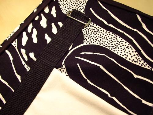 bag #5 in progress