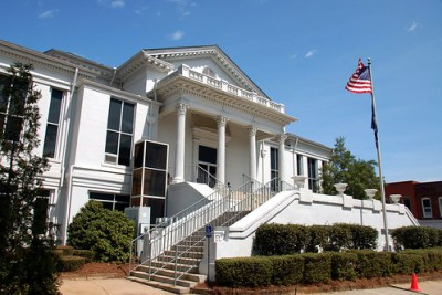 Laurens County Courthouse
