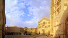 Parma: piazza del Duomo.