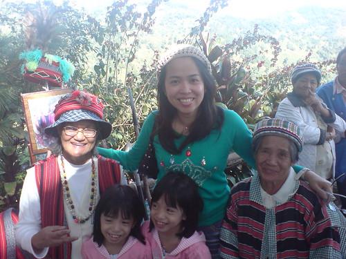 Ladies in costume - Mines View Park