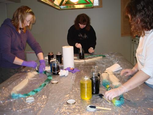 2008 Winter Dye Day 2-2-2008 2-08-11 PM