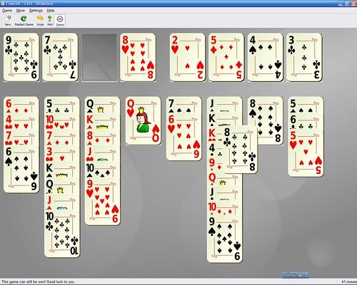 20080315_KDEWin-KPatience-Freecell-2