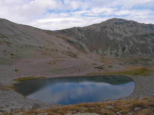 Едното от езерата Тодорини очи