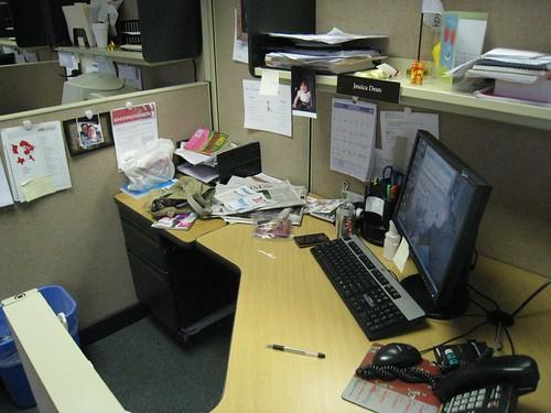 Desk View 1