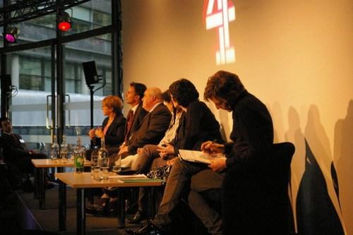 Channel 4 Culture Trip debate panel
