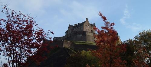 Castle in Autumn
