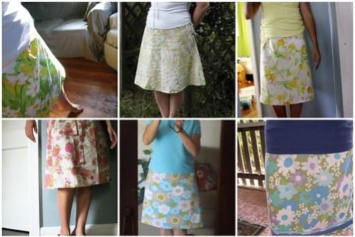 Skirt dreaming