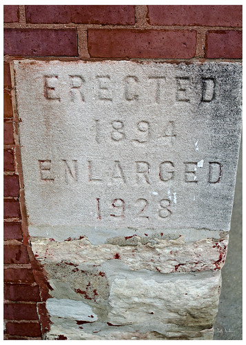 Erected and Enlarged