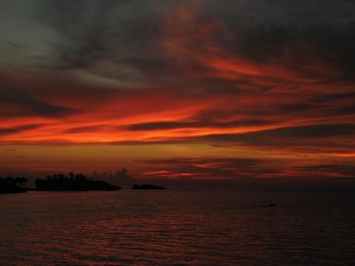 malapascua sunsety