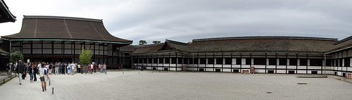 Panorama - Kyoto Imperial Palace