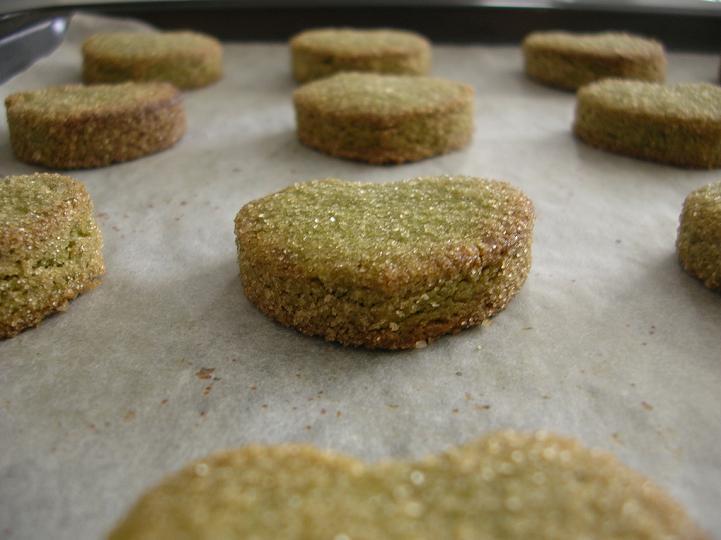 Matcha Cookies2