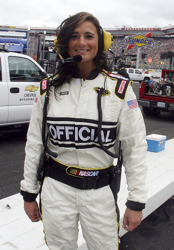 In Memory of NASCAR Sprint Cup Series Official Brienne Davis