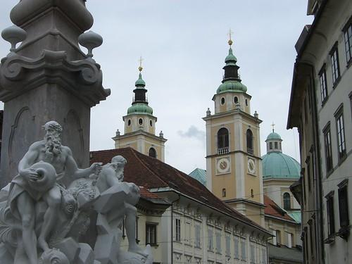 Ljbulbjana City