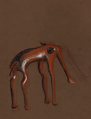Squiggly Creature