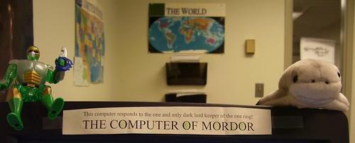 COMPUTER OF MORDOR