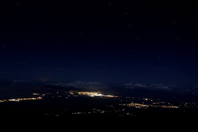 Central Maui and the Big Dipper