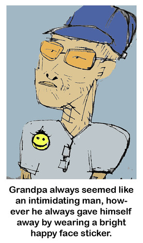 grandpa comic