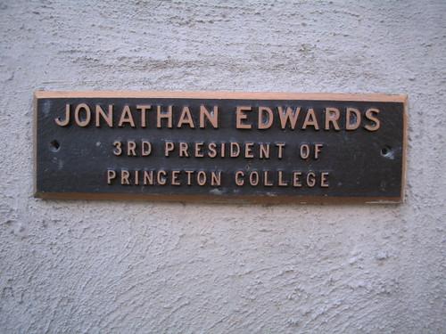 edwards grave plaque
