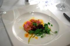 Spanish Olive Oil-Poached Blackfin Tuna