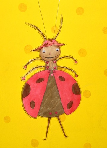 Ms.Lady Bug