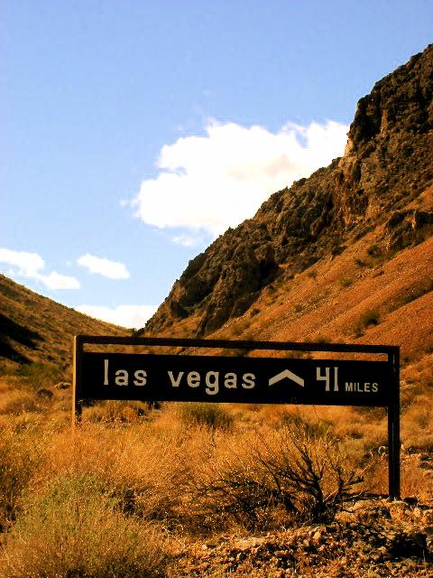 Las Vegas, 41 miles