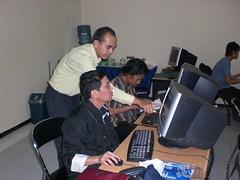Pak Arief Sabar Mengajar Kami