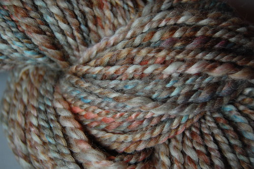 High Plains Drifter Handspun