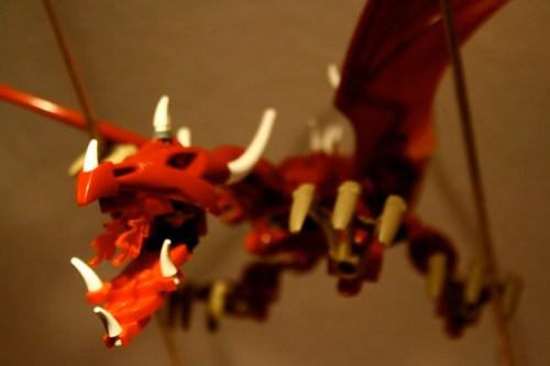 LEGO-Drache