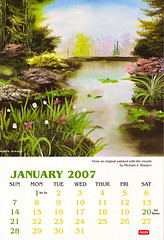 MFPA - lake Calendar