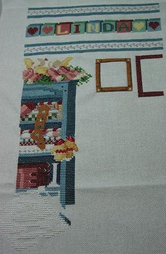 Stitchers Studio Stocking