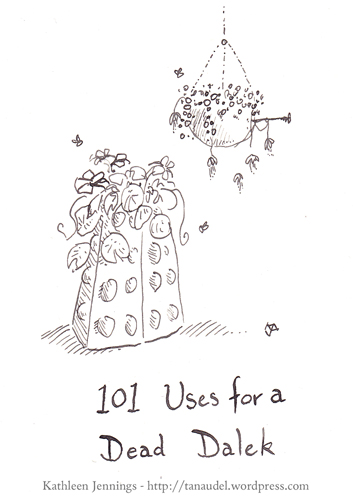 101 Uses for a dead Dalek